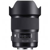Sigma 20mm f/1.4 AF DG HSM / A