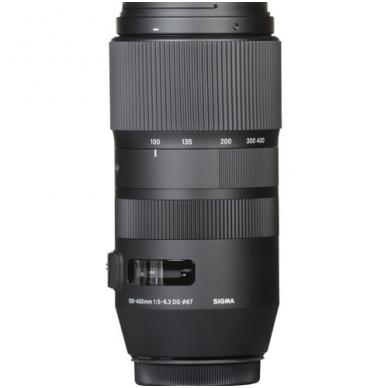 Sigma 100-400mm F5-6.3 DG OS HSM 3