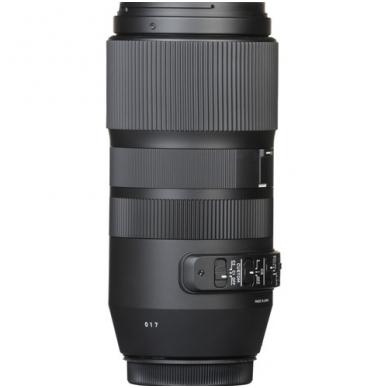 Sigma 100-400mm F5-6.3 DG OS HSM 4