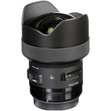 Sigma 14mm f1.8 DG HSM | Art 3