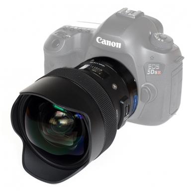 Sigma 14mm f/1.8 DG HSM | Art 4
