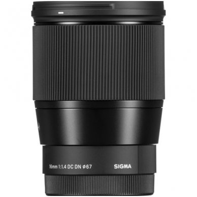 Sigma 16mm F1.4 DC DN   C 2