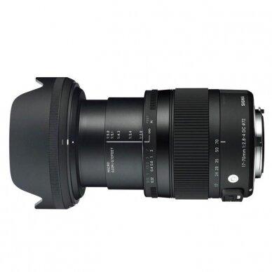Sigma 17-70mm F2.8-4 DC Macro (OS) HSM   C 2