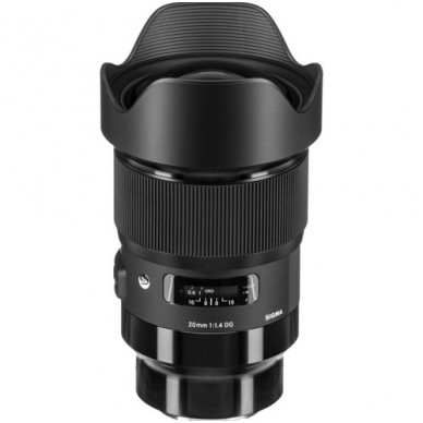 Sigma 20mm f1.4 DG HSM Art | Sony E