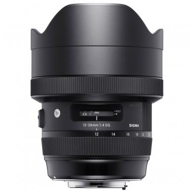 Sigma 12-24mm F4 DG HSM | ART 2