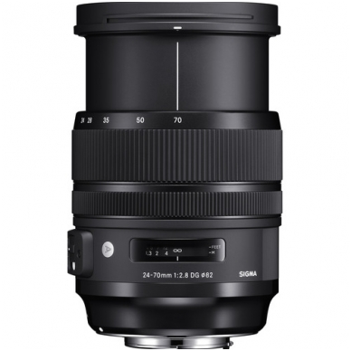 Sigma 24-70mm f/2.8 DG OS HSM | Art 2