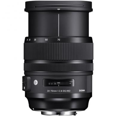 Sigma 24-70mm f/2.8 DG OS HSM   Art 2