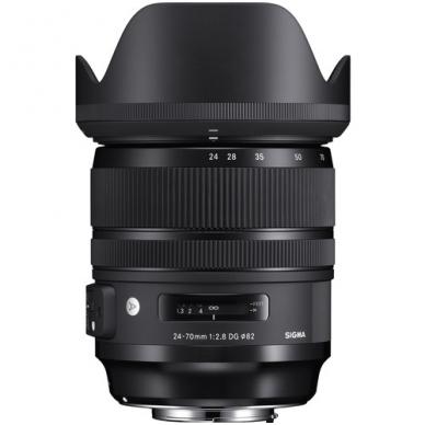 Sigma 24-70mm f/2.8 DG OS HSM   Art 3