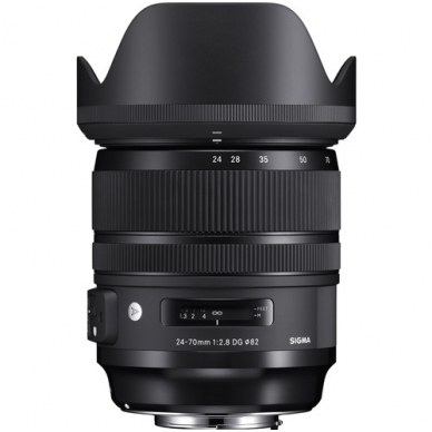Sigma 24-70mm f/2.8 DG OS HSM | Art 3