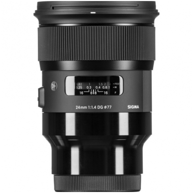 Sigma 24mm f1.4 DG HSM Art   Sony E