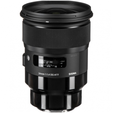 Sigma 24mm f1.4 DG HSM Art   Sony E 2
