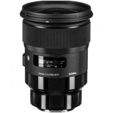 Sigma 24mm f1.4 DG HSM Art | Sony E 2