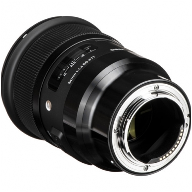 Sigma 24mm f1.4 DG HSM Art   Sony E 3