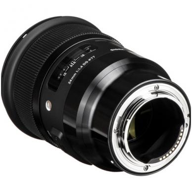 Sigma 24mm f1.4 DG HSM Art | Sony E 3