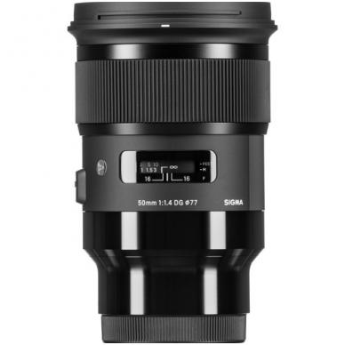 Sigma 50mm f1.4 DG HSM Art   Sony E 2
