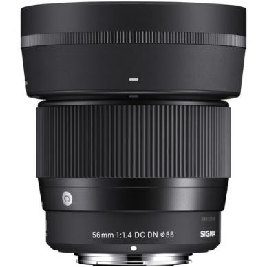 Sigma 56mm f1.4 DC DN Contemporary 2