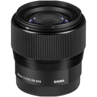 Sigma 56mm f1.4 DC DN Contemporary 3