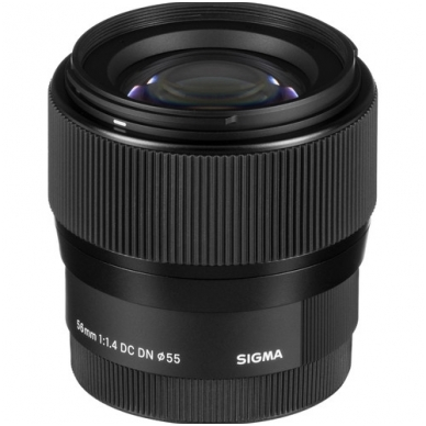 Sigma 56mm f1.4 DC DN Contemporary 3