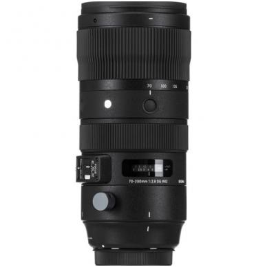 Sigma 70-200mm f2.8 DG OS HSM Sports 3