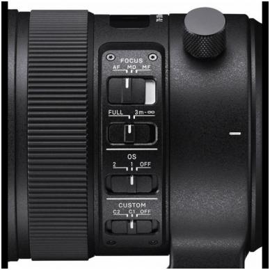 Sigma 70-200mm f2.8 DG OS HSM Sports 7