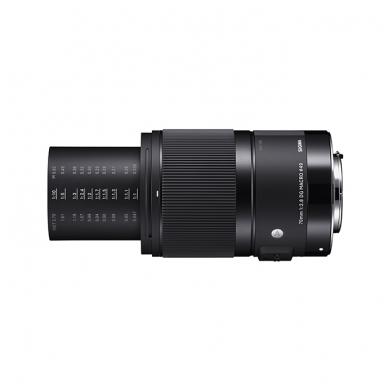 Sigma 70mm f2.8 DG Macro ART 3