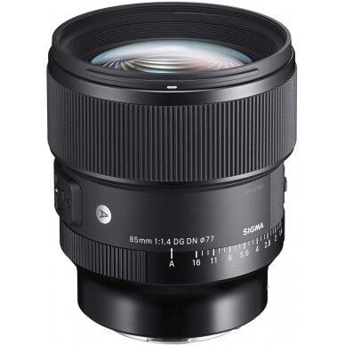 Sigma 85mm f1.4 DG HSM Art | Sony E
