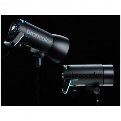 Broncolor Siros 800 S WiFi/RFS 2 Monolight 4