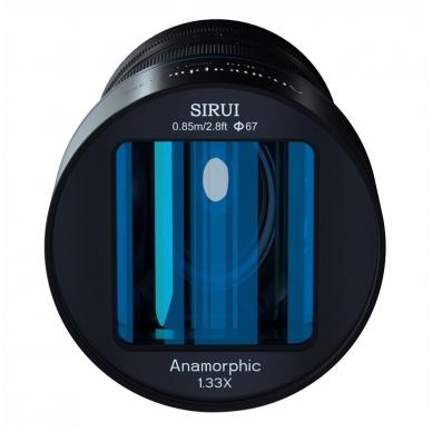 Sirui Anamorphic Lens 1.33x 50mm f1.8