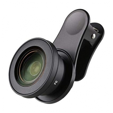 Sirui Fisheye Lens with Clip 3