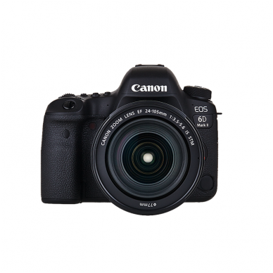 Canon EOS 6D mark II 7
