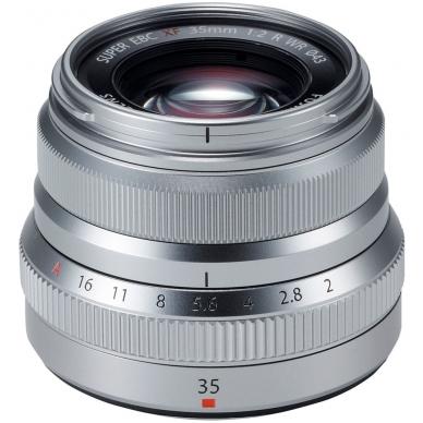 Fujinon XF 35mm F2 R WR 3