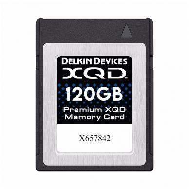 Delkin Premium XQD 2933x 3