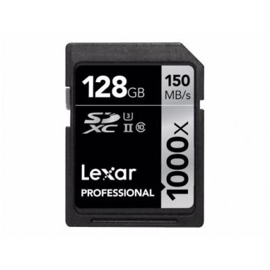 Lexar SDHC/XC 1000X Professional 4