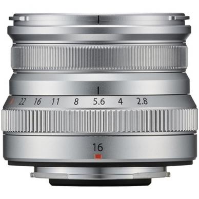 Fujinon XF 16mm f2.8 R WR 7