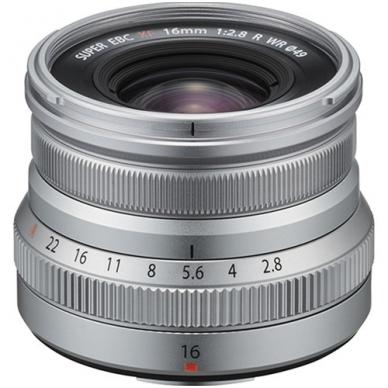 Fujinon XF 16mm f2.8 R WR 6