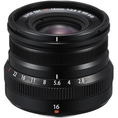 Fujinon XF 16mm f2.8 R WR 2