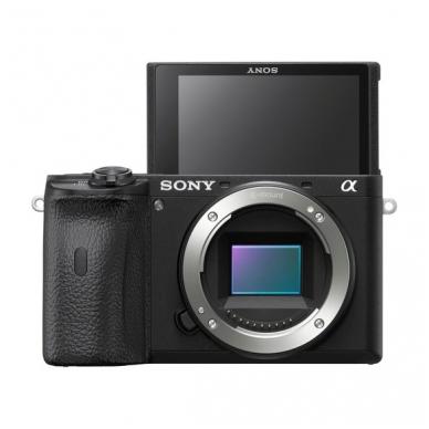 Sony A6600 8