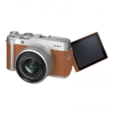 Fujifilm X-A7 7