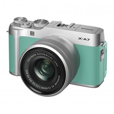 Fujifilm X-A7 8