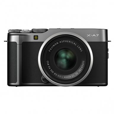 Fujifilm X-A7 9