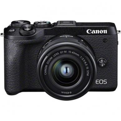 Canon EOS M6 Mark II 9