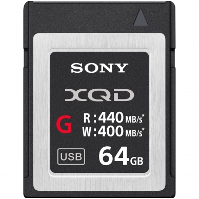 Sony Professional XQD G Series 4