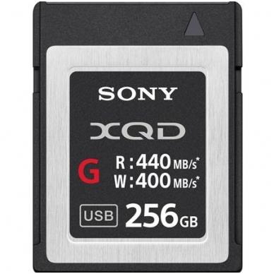 Sony Professional XQD G Series 6