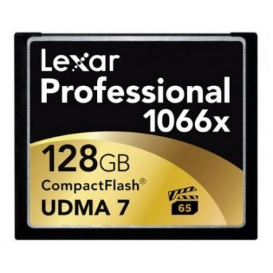 Lexar CompactFlash 1066x Professional 5