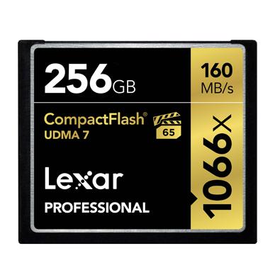 Lexar CompactFlash 1066x Professional 6