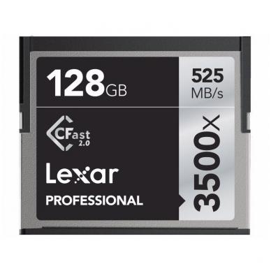 Lexar Pro 3500X Cfast 3