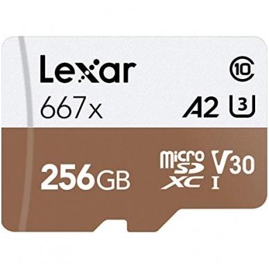 Lexar PRO 667X microSDXC UHS-I A2 4