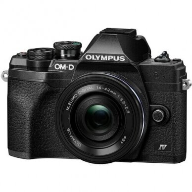 Olympus OM-D E-M10 Mark IV 6