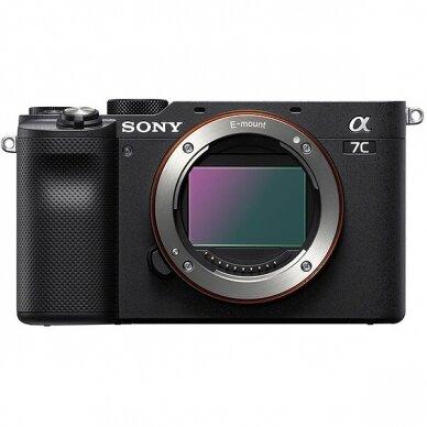 Sony A7C 6