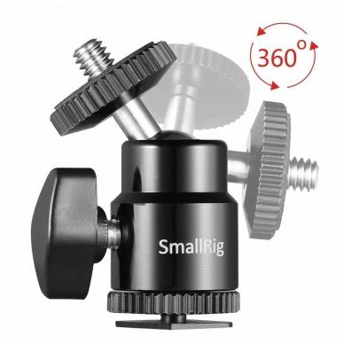 SmallRig 2059 Camera Cold shoe Ballheads 2